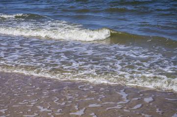 Piana morska, woda