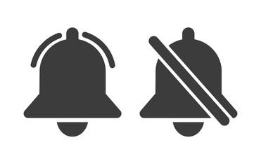 Notification icon vector, Social Media element, vector Illustration.