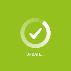 Update vector icon