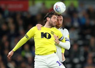 Championship - Derby County v Blackburn Rovers