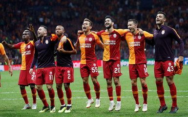 Champions League - Group Stage - Group D - Galatasaray v Lokomotiv Moscow