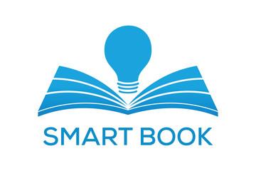 SMART BOOK LOGO DESIGN
