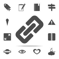 attach sign icon. web icons universal set for web and mobile