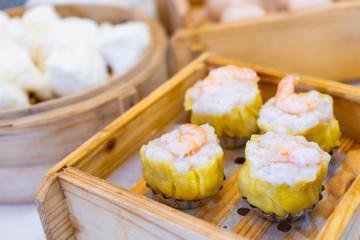 chinese steamed shrimp dumplings recipe