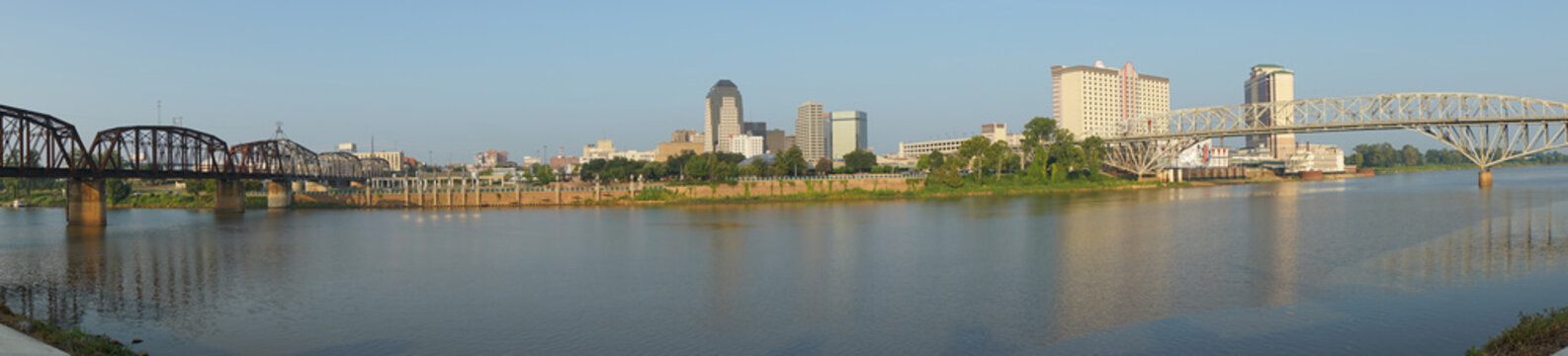 Shreveport is a city on the Red River in the U.S. state of Louisiana.