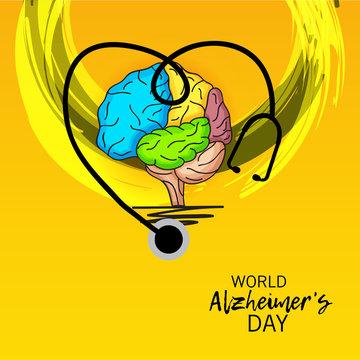 World Alzheimer's Day.