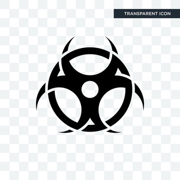 contagion vector icon isolated on transparent background, contagion logo design
