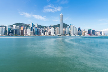 Hong kong City Scener