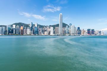 Hong Kong city scenery