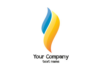 Logo business vettoriale