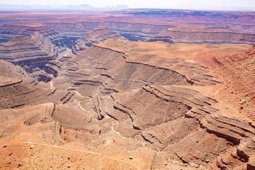 Glen Canyon National Recreation Area in Utah, San Juan Canyon, USA