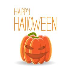 Happy Halloween. Pumpkin