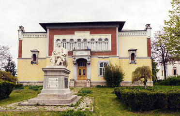 Gheorghe Asachi school in Iasi