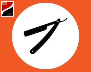dangerous razor for shaving