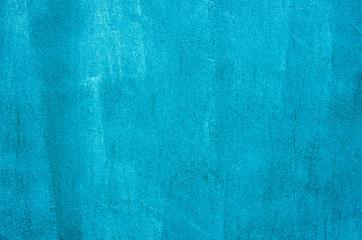 Blue grunge wall background