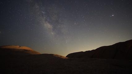 The Milky Way Seen at Joshua Tree