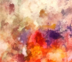 Abstract oil painting texture background.