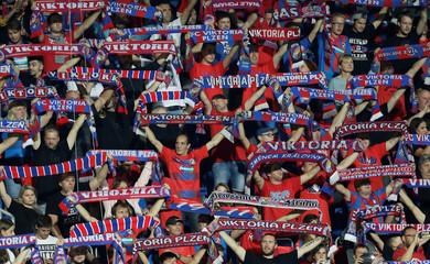 Champions League - Group Stage - Group G - Viktoria Plzen vs CSKA Moscow