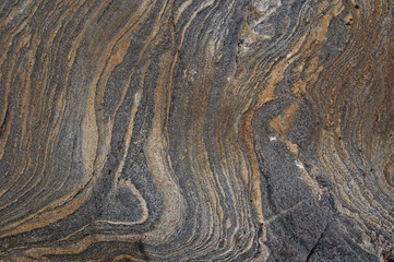 A stunningly beautiful stone texture somewhere in Northern Norway