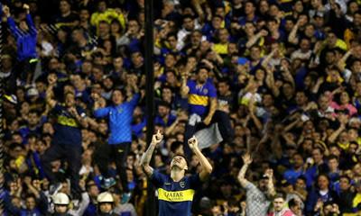 Copa Libertadores - Argentina's Boca Juniors v Brazil's Cruzeiro