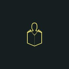 E-learning education icon
