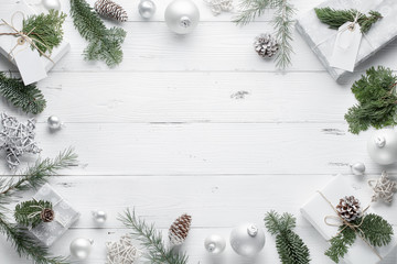 Wall Mural - Christmas composition