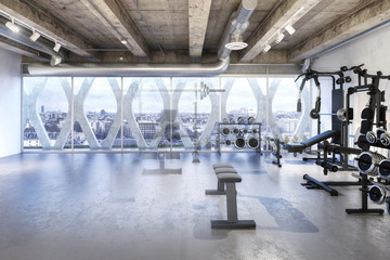 Weights Room (design)
