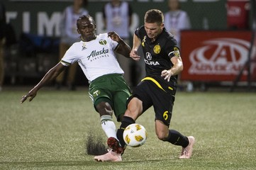 MLS: Columbus Crew at Portland Timbers
