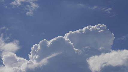 Wolken Sommer Himmel