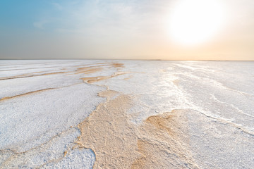 Ass Ale lake, in the Danakil depression