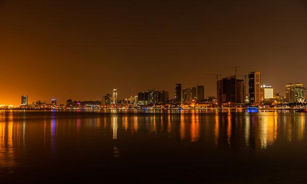 Luanda Night view