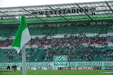 Europa League - Group Stage - Group G - SK Rapid Wien v Spartak Moscow