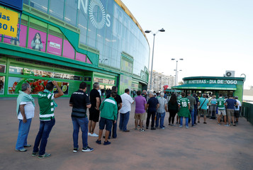 Europa League - Group Stage - Group E - Sporting CP v Qarabag