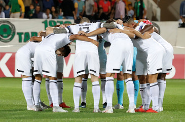 Europa League - Group Stage - Group J - Akhisar Belediyespor v Krasnodar