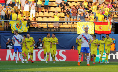 Europa League - Group Stage - Group G - Villarreal v Rangers