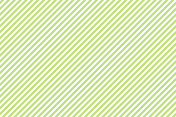 Green white striped fabric texture seamless pattern Wall mural