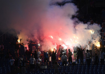 Europa League - Group Stage - Group H - Lazio v Apollon Limassol