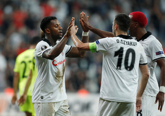 Europa League - Group Stage - Group I - Besiktas v Sarpsborg 08 FF