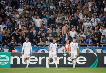 Europa League - Group Stage - Group K - Dynamo Kiev v Astana