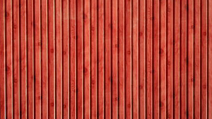 The texture is wooden, the background is made of natural wood. Strip boards.