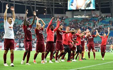 Europa League - Group Stage - Group B - RB Leipzig v RB Salzburg