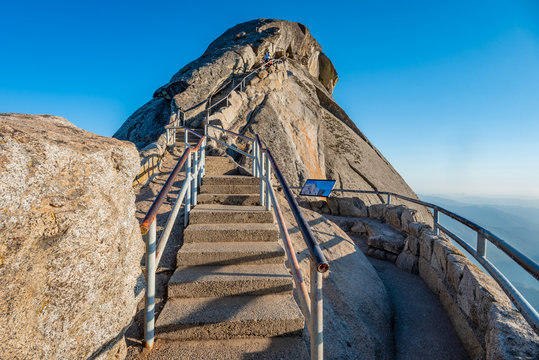 Moro Rock Sequoia National Park September 6 2018