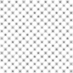 Checkered star pattern. Seamless vector