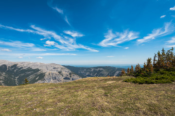 Mountain Hiking Views