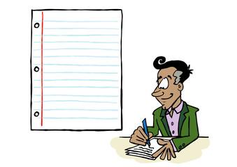 Writing Manuel