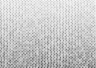 Gradient Modern halftone white background. Decorative web concept, banner, layout, poster. Vector illustration