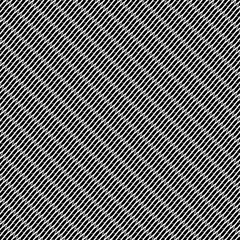 Vector Illustration of the gray pattern of lines on black background. EPS10.