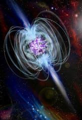 Magnetar neutron star