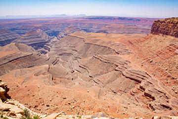 Glen Canyon National Recreation Area, San Juan Canyon, Utah, USA