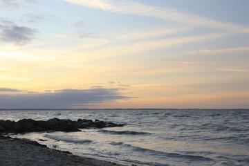Baltic Sea, burial at sea, grief